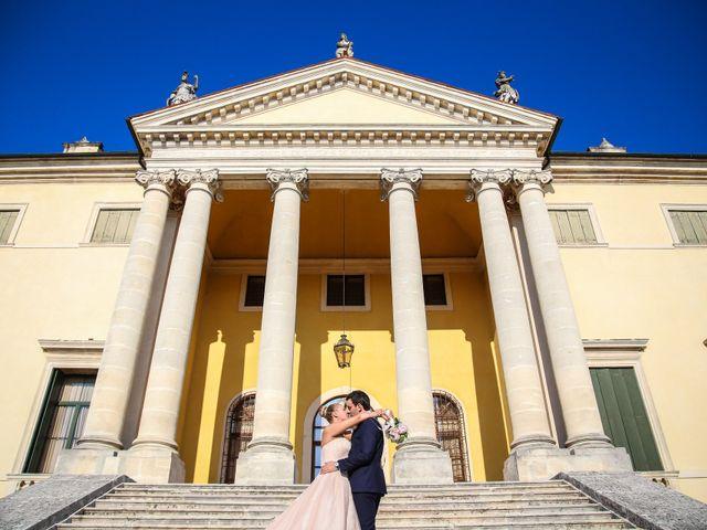 Il matrimonio di Matteo e Silvia a Vicenza, Vicenza 17