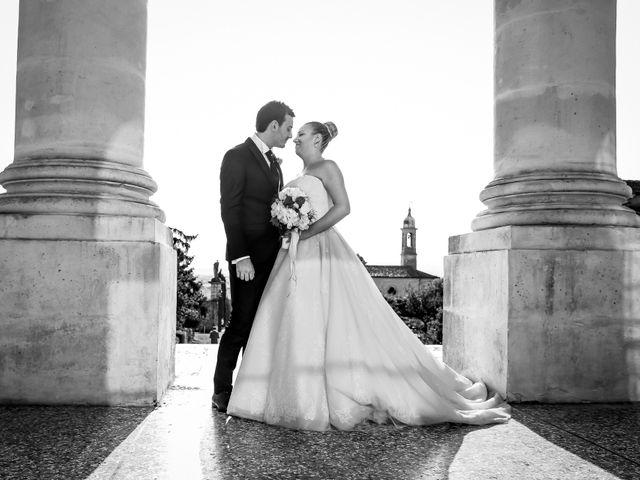 Il matrimonio di Matteo e Silvia a Vicenza, Vicenza 18