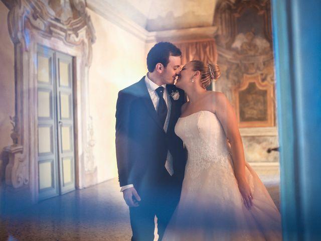 Il matrimonio di Matteo e Silvia a Vicenza, Vicenza 22