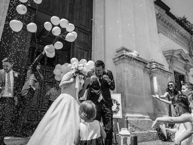 Il matrimonio di Matteo e Silvia a Vicenza, Vicenza 23