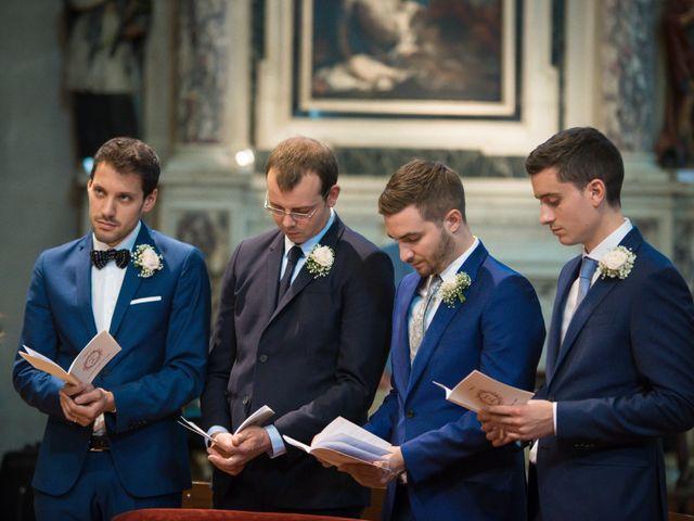 Il matrimonio di Matteo e Silvia a Vicenza, Vicenza 25