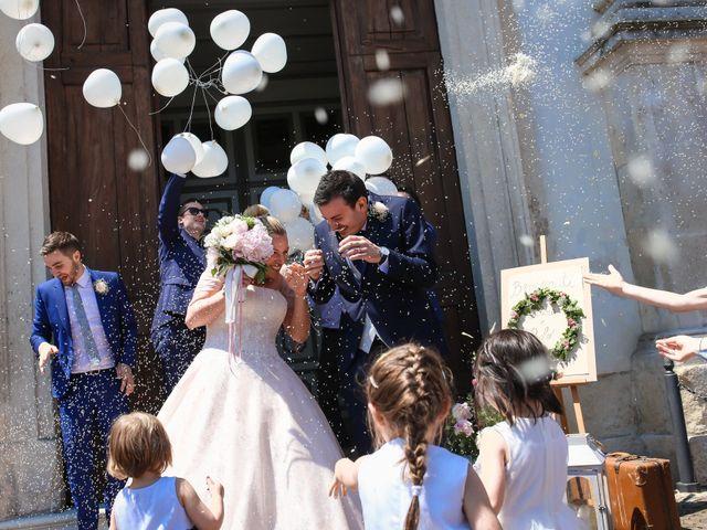Il matrimonio di Matteo e Silvia a Vicenza, Vicenza 33