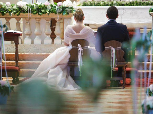 Il matrimonio di Matteo e Silvia a Vicenza, Vicenza 37