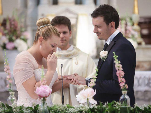 Il matrimonio di Matteo e Silvia a Vicenza, Vicenza 38