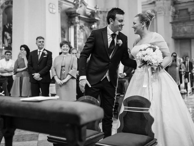 Il matrimonio di Matteo e Silvia a Vicenza, Vicenza 40