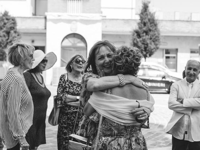 Il matrimonio di Filippo e Serena a Cesena, Forlì-Cesena 34