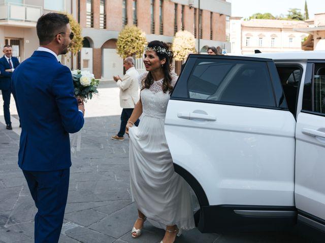 Il matrimonio di Filippo e Serena a Cesena, Forlì-Cesena 35