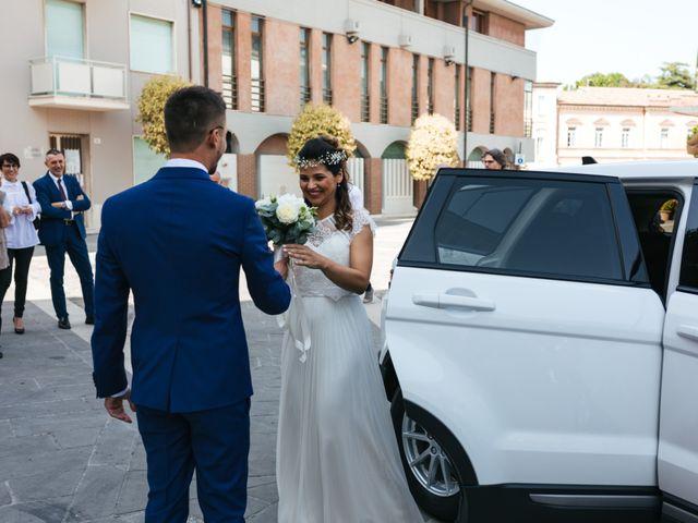 Il matrimonio di Filippo e Serena a Cesena, Forlì-Cesena 36