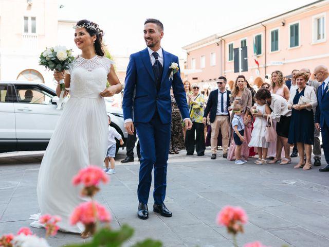 Il matrimonio di Filippo e Serena a Cesena, Forlì-Cesena 38