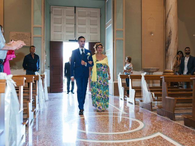 Il matrimonio di Filippo e Serena a Cesena, Forlì-Cesena 40