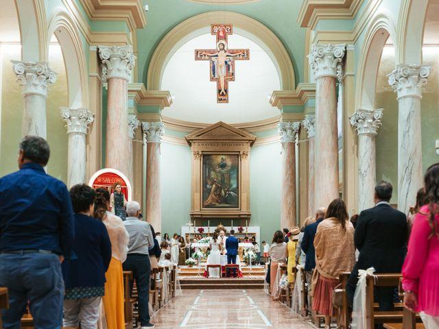 Il matrimonio di Filippo e Serena a Cesena, Forlì-Cesena 45