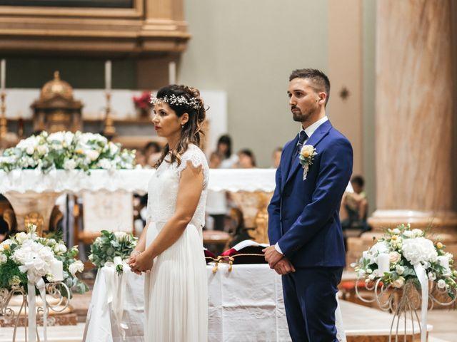 Il matrimonio di Filippo e Serena a Cesena, Forlì-Cesena 46