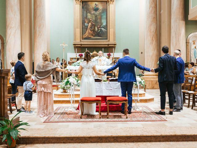 Il matrimonio di Filippo e Serena a Cesena, Forlì-Cesena 52