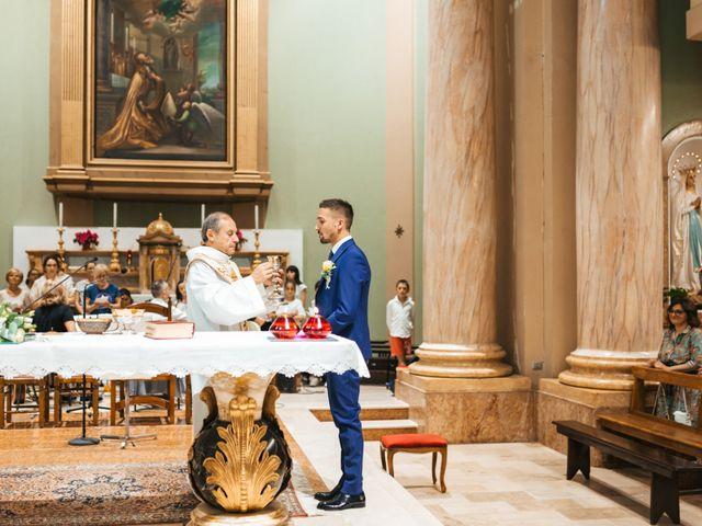 Il matrimonio di Filippo e Serena a Cesena, Forlì-Cesena 54
