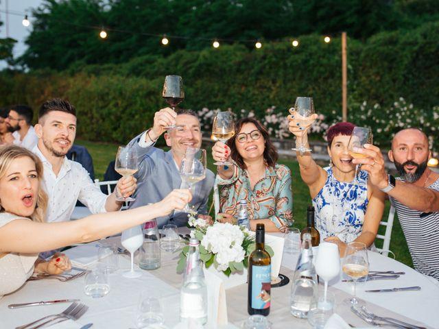 Il matrimonio di Filippo e Serena a Cesena, Forlì-Cesena 94