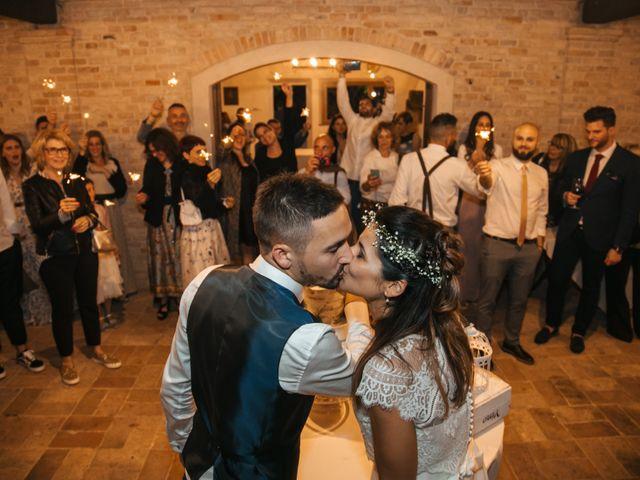Il matrimonio di Filippo e Serena a Cesena, Forlì-Cesena 105
