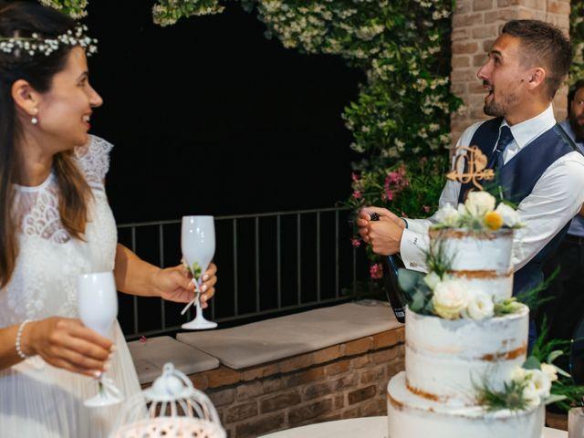 Il matrimonio di Filippo e Serena a Cesena, Forlì-Cesena 106