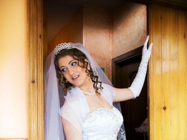 Il matrimonio di Francesco e Angelica a Solofra, Avellino 18