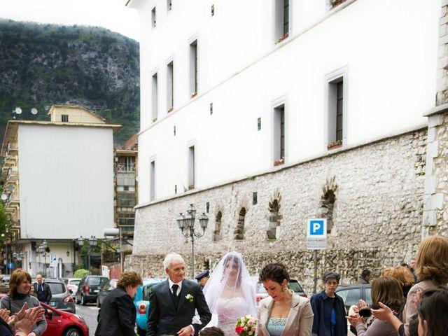 Il matrimonio di Francesco e Angelica a Solofra, Avellino 20