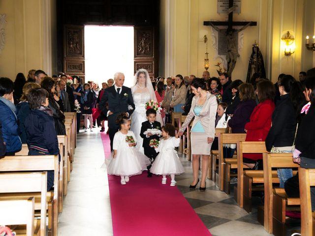 Il matrimonio di Francesco e Angelica a Solofra, Avellino 21
