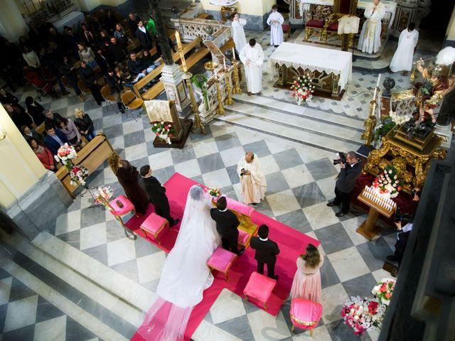 Il matrimonio di Francesco e Angelica a Solofra, Avellino 22