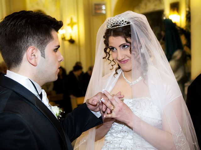 Il matrimonio di Francesco e Angelica a Solofra, Avellino 25