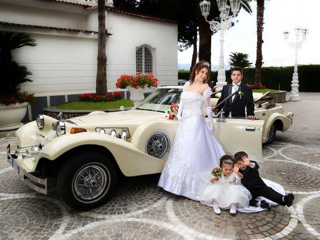 Il matrimonio di Francesco e Angelica a Solofra, Avellino 27