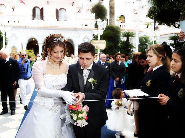 Il matrimonio di Francesco e Angelica a Solofra, Avellino 28