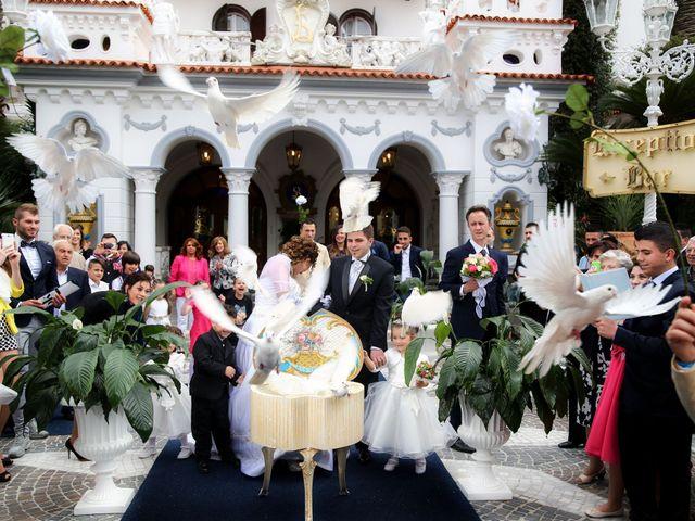 Il matrimonio di Francesco e Angelica a Solofra, Avellino 29