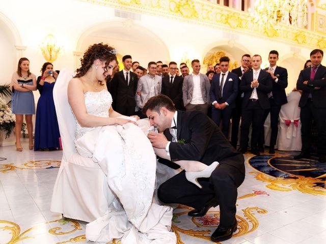 Il matrimonio di Francesco e Angelica a Solofra, Avellino 32