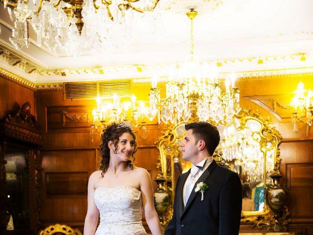 Il matrimonio di Francesco e Angelica a Solofra, Avellino 34