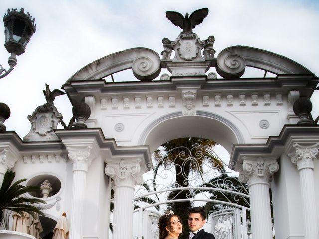 Il matrimonio di Francesco e Angelica a Solofra, Avellino 35