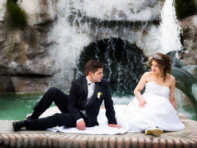 Il matrimonio di Francesco e Angelica a Solofra, Avellino 37