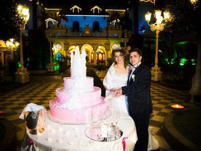 Il matrimonio di Francesco e Angelica a Solofra, Avellino 41