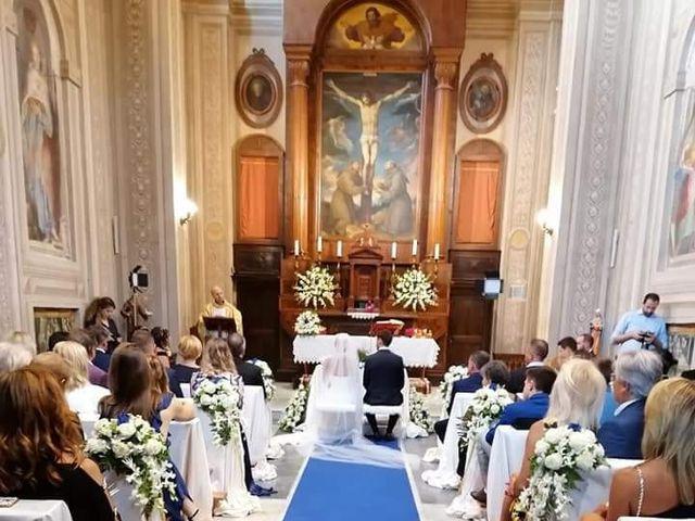 Il matrimonio di Nicolas e Priscilla a Grottaferrata, Roma 9