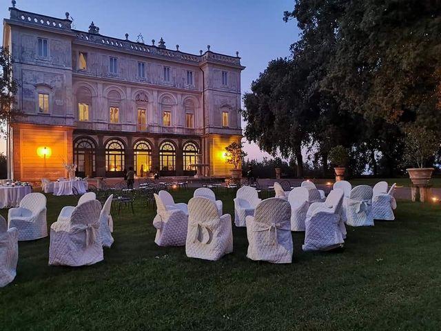 Il matrimonio di Nicolas e Priscilla a Grottaferrata, Roma 10