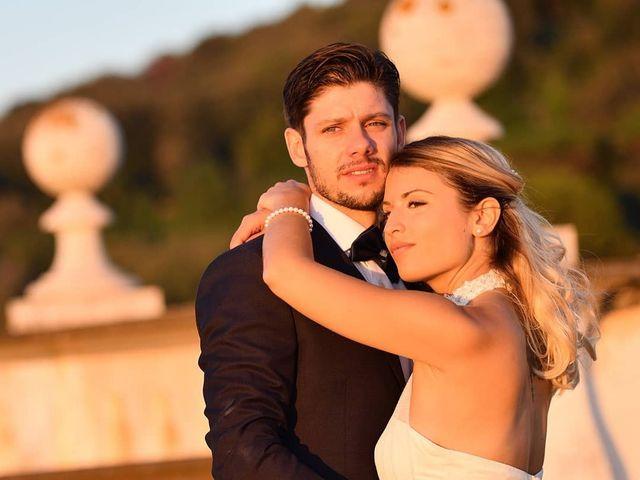 Il matrimonio di Nicolas e Priscilla a Grottaferrata, Roma 13