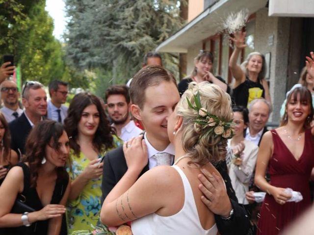 Il matrimonio di Fabrizio e Sara  a Castello di Serravalle, Bologna 1