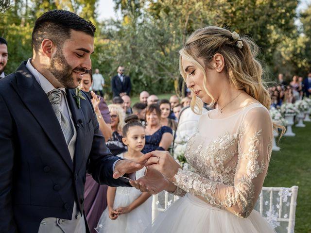 Il matrimonio di Flavio e Matilde a Roma, Roma 31