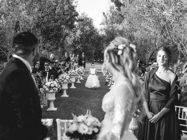 Il matrimonio di Flavio e Matilde a Roma, Roma 33