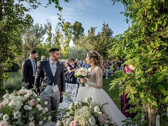 Il matrimonio di Flavio e Matilde a Roma, Roma 38