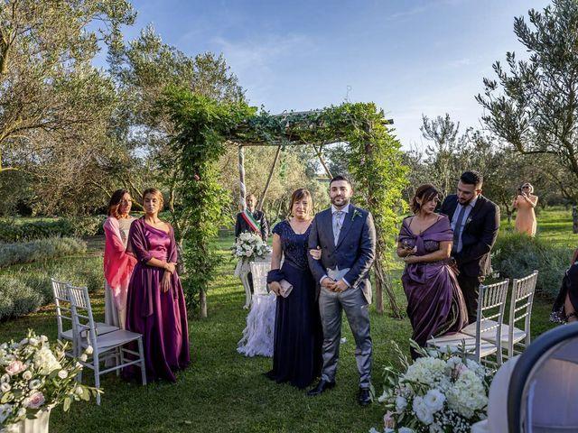 Il matrimonio di Flavio e Matilde a Roma, Roma 39