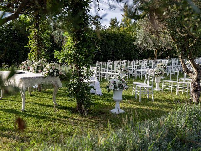 Il matrimonio di Flavio e Matilde a Roma, Roma 44