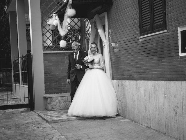 Il matrimonio di Flavio e Matilde a Roma, Roma 53