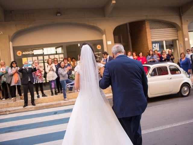 Il matrimonio di Emanuele e Antonella a Monte Argentario, Grosseto 16