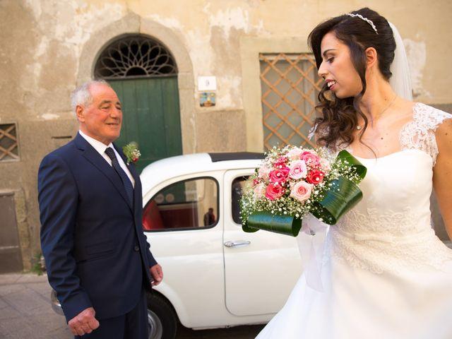 Il matrimonio di Emanuele e Antonella a Monte Argentario, Grosseto 18