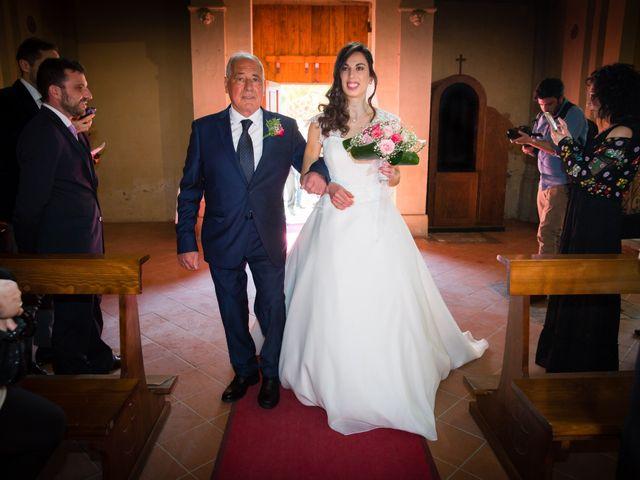 Il matrimonio di Emanuele e Antonella a Monte Argentario, Grosseto 19