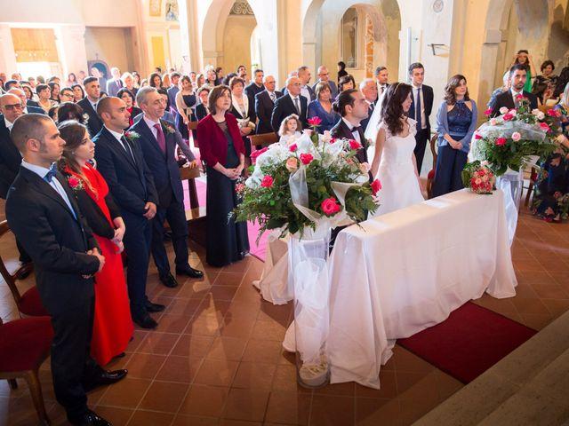 Il matrimonio di Emanuele e Antonella a Monte Argentario, Grosseto 20