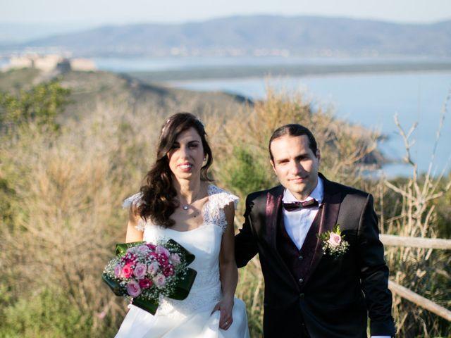 Il matrimonio di Emanuele e Antonella a Monte Argentario, Grosseto 27