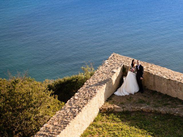 Il matrimonio di Emanuele e Antonella a Monte Argentario, Grosseto 32